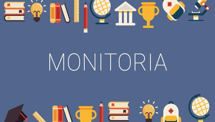 Edital de seleção de Monitores (as)